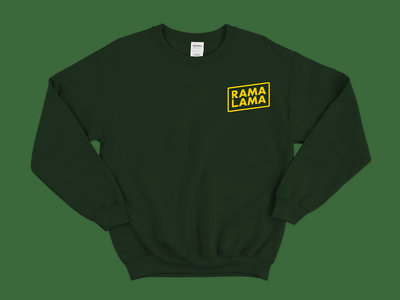 Rama Lama Forest Green Sweatshirt main photo
