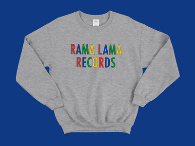 Rama Lama In Colour Sweatshirt main photo