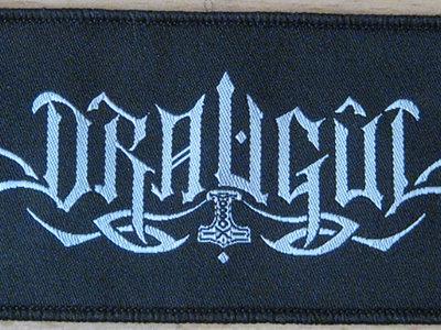 DRAUGUL - Logo Patch main photo