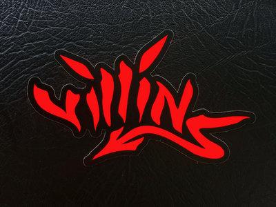 Villins Logo Sticker main photo