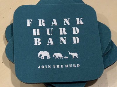 Join The Hurd Foam Coaster Set main photo