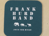 Join The Hurd Foam Coaster Set photo