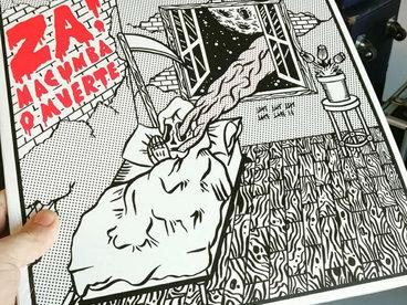 "Za! ""Macumba o Muerte"" - LP Green Reissue Special 10th Anniversary main photo"