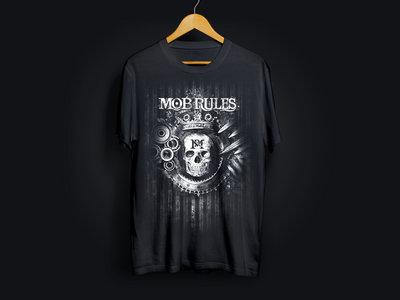 """MOB RULES   Shirt """"Skull"""" main photo"""