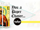 "Daily Affirmations ""Paper Chaser"" Candle photo"