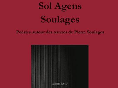 """Livre CD """"Soleil agissant / Sol Agens / Soulages"""" main photo"""