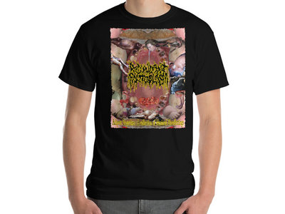 Redundant Protoplasm - Adipose Piquerism: A Collection Of Maniacal Bloodlettings T-Shirt main photo