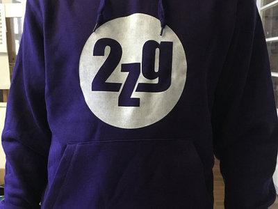2ZG Hoodie - Edition 2019 - Lila main photo