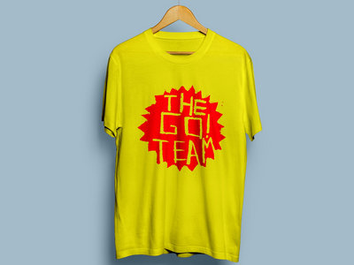 Original Go! Team T-shirt main photo