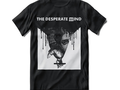 "The Desperate Mind - ""Fallen Kingdom"" T-Shirt main photo"