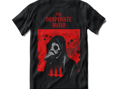 "The Desperate Mind - ""Plague Vendor"" T-Shirt main photo"