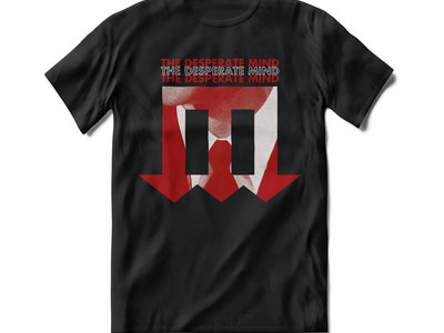 "The Desperate Mind - ""Antifascist Arrows"" T-Shirt main photo"