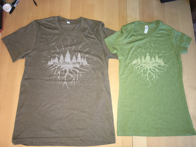 Russell James Tree Design Super-Soft T-Shirt main photo