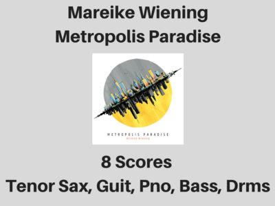 Mareike Wiening | Metropolis Paradise album | 8 Scores (PDF) main photo