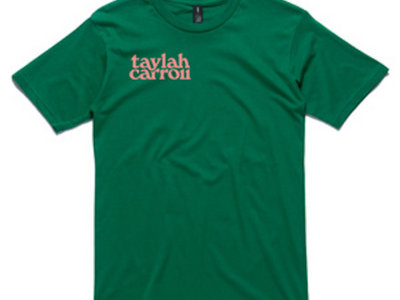 Taylah Carroll T-Shirt / Green main photo