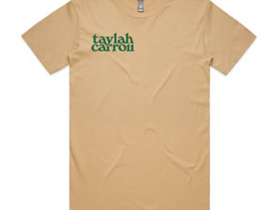 Taylah Carroll T-Shirt / Beige main photo