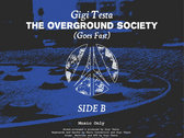 "World Peace Music Presents The Overground Society 12"" Vinyl Release photo"