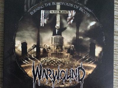 Warwound - Burning The Blindfold Of Bigots CD main photo