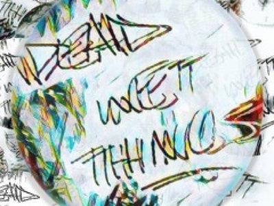 Dead Wet Things - s/t CD main photo