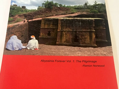 Abyssinia Forever Vol.1: The Pilgrimage (Photography Book) *Signed* main photo