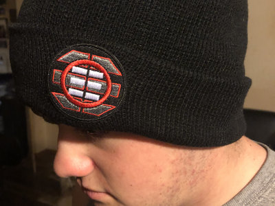 Black Logo Stocking Cap main photo