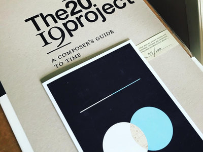 The 20/19 Project Monograph main photo