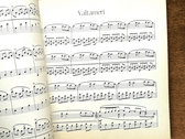 "Sheet Music Book ""Sneeuwland"" photo"
