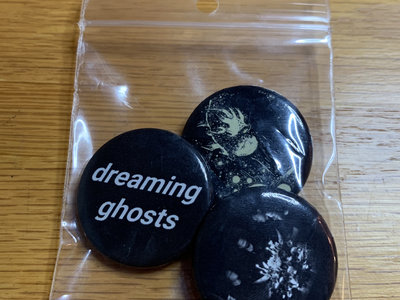 Dreaming Ghosts 3 Button Pack main photo