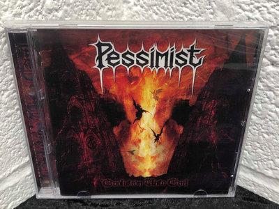 PESSIMIST - Evolution Unto Evil (CD) main photo