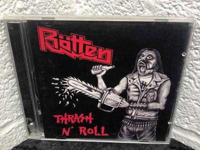 ROTTEN - Thrash N' Roll (CD) main photo