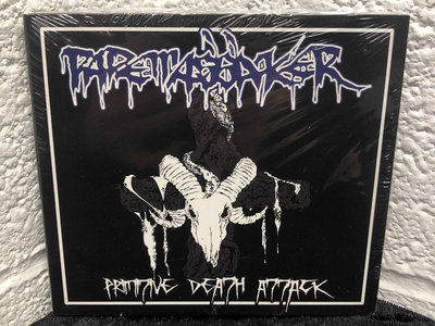 Rademassaker - Primitive Death Attack (CD) main photo