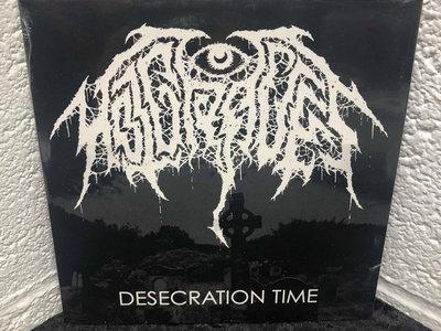 """Hot Graves- Desecration Time 7"""" Vinyl main photo"""