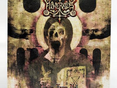 "Funeratus - Vision from hell 7"" Vinyl main photo"