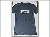 HRS T-Shirt - Gunmetal Gray (LIMITED EDITION) photo