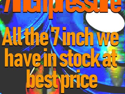 7 inch pressure SPECIAL BUNDLE! main photo