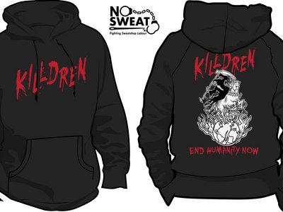 Killdren - End Humanity Now HOODIE main photo
