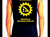 T-SHIRT Anti-human machinery sleeveless photo