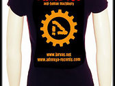 Girly t-shirt Anti Human Machinery photo