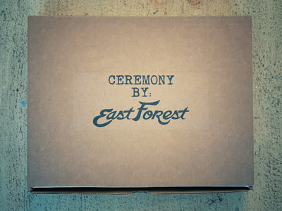 Official CEREMONY BOX by East Forest - LIMITED SALE! main photo