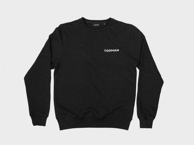 Tooman Logo Sweatshirt | Premium Oversize Crewneck 280g main photo
