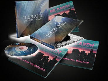 Some Place Far Away / A Wave From The Sidelines CD Bundle main photo