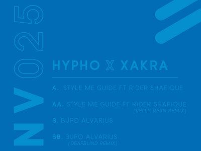 ENV025a - HYPHO x XAKRA main photo