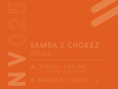 ENV025b - ETHER / SAMBA & CHOKEZ main photo