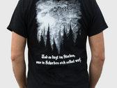 T-Shirt - Über Trümmertälern photo