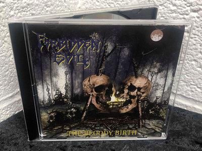 FORBIDDEN EVIL (Forbidden) - The Bloody Birth (CD) main photo