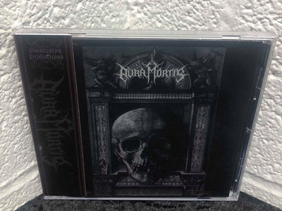 Aura Mortis - Proclamation of the Sardonic Flame CD main photo