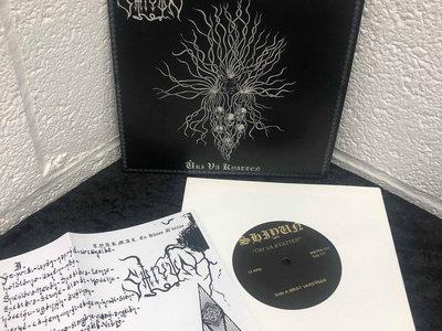 "Shiyun - Ûri Vâ Kyatten 7"" Vinyl main photo"