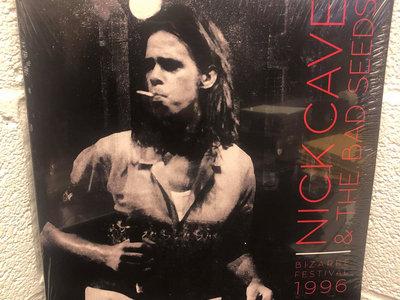 Nick Cave & The Bad Seeds - Bizarre Festival 1996 main photo