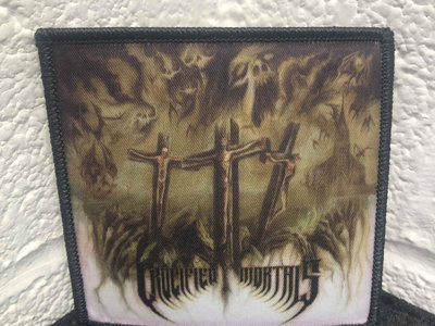 Crucified Mortals Square Patch main photo