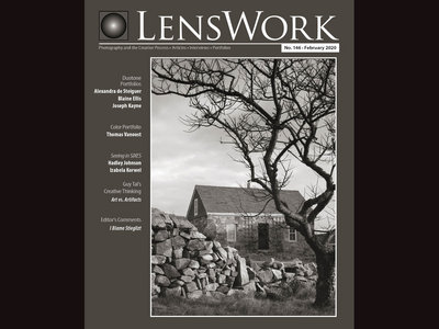 Alex in Print: No.146 of LensWork Magazine (Feb.2020) main photo